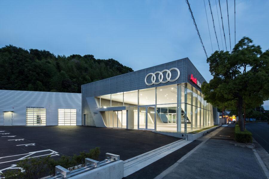 Audi 和歌山